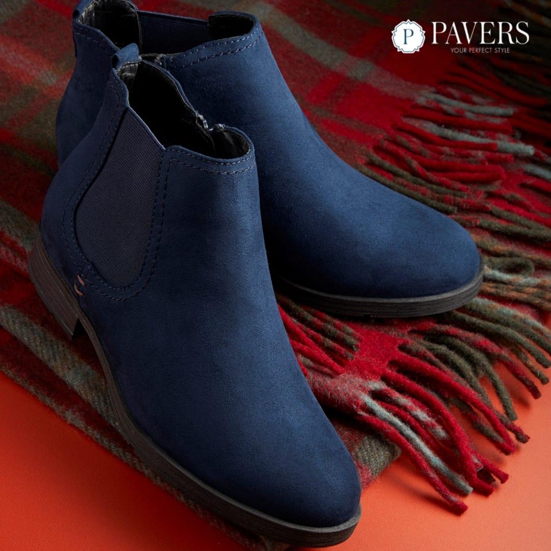 new autumn range at Pavers