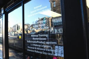 N.A Cosmetics Opening Friday 20th March
