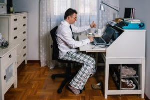 6 Tips for Keeping Your Home Working Life Happy